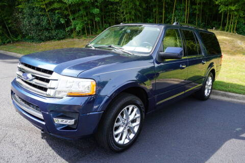 2016 Ford Expedition EL for sale at Modern Motors - Thomasville INC in Thomasville NC