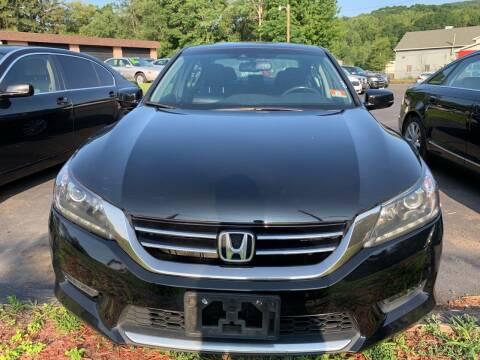 2013 Honda Accord for sale at GMG AUTO SALES in Scranton PA