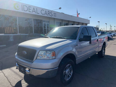 2006 Ford F-150 for sale at Ideal Cars in Mesa AZ