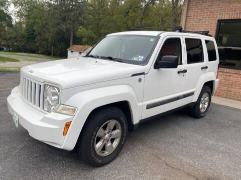 2011 Jeep Liberty for sale at McNamara Auto Sales - Hanover Lot in Hanover PA