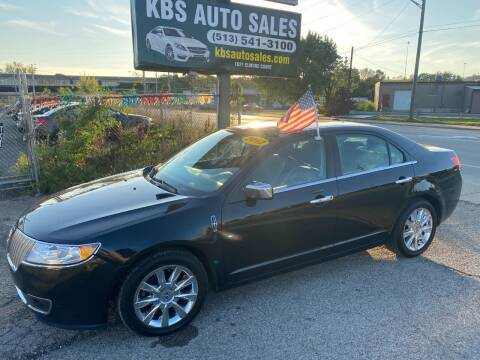 2012 Lincoln MKZ for sale at KBS Auto Sales in Cincinnati OH