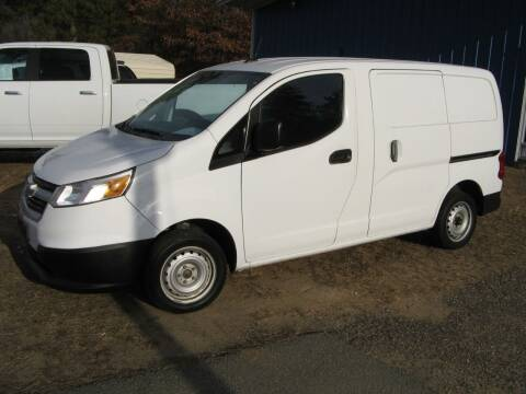 2015 Chevrolet City Express Cargo for sale at Champines House Of Wheels in Kronenwetter WI