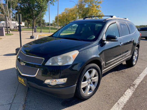 2011 Chevrolet Traverse for sale at Lakeside Auto & Sports in Garrison ND