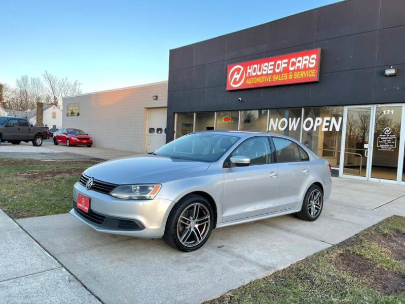 2014 Volkswagen Jetta for sale at HOUSE OF CARS CT in Meriden CT