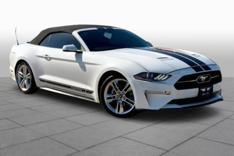 2018 Ford Mustang for sale at CU Carfinders in Norcross GA