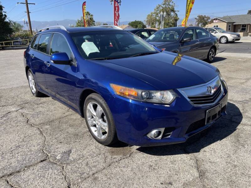 2013 Acura TSX Sport Wagon for sale at AutoHaus in Colton CA