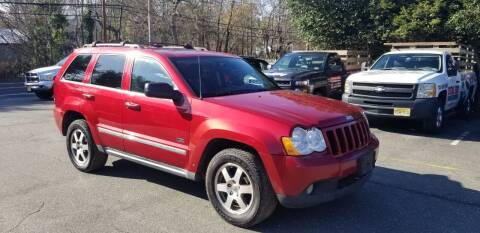 2009 Jeep Grand Cherokee for sale at Central Jersey Auto Trading in Jackson NJ
