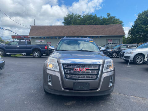 2010 GMC Terrain for sale at Right Choice Automotive in Rochester NY