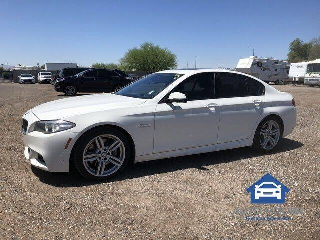 2016 BMW 5 Series for sale at AUTO HOUSE PHOENIX in Peoria AZ