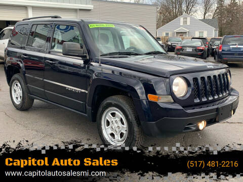 2011 Jeep Patriot for sale at Capitol Auto Sales in Lansing MI