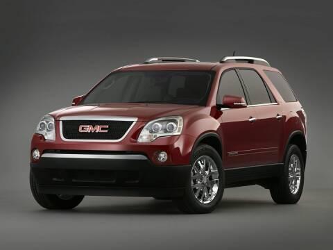 2012 GMC Acadia for sale at Bill Gatton Used Cars - BILL GATTON ACURA MAZDA in Johnson City TN