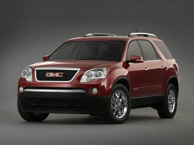 2011 GMC Acadia for sale at TTC AUTO OUTLET/TIM'S TRUCK CAPITAL & AUTO SALES INC ANNEX in Epsom NH