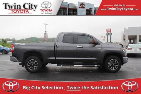 2020 Toyota Tundra for sale at Twin City Toyota in Herculaneum MO