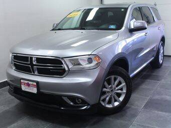 2015 Dodge Durango for sale at Automotive Toy Store LLC in Mount Carmel PA