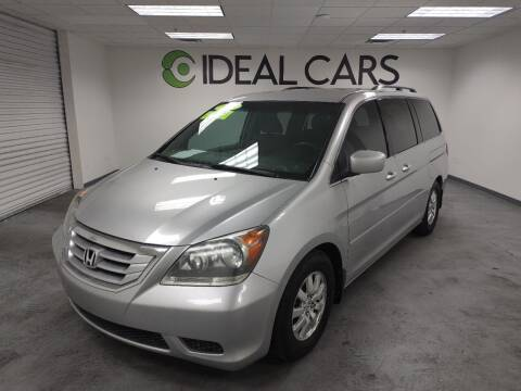2010 Honda Odyssey for sale at Ideal Cars Apache Junction in Apache Junction AZ