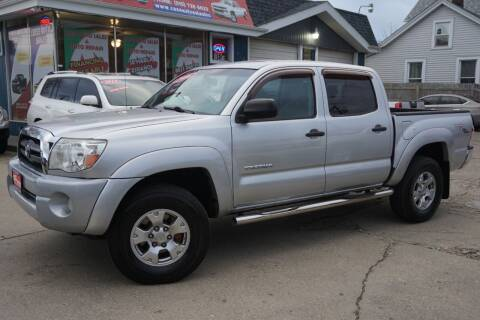2006 Toyota Tacoma for sale at Cass Auto Sales Inc in Joliet IL