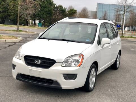 2007 Kia Rondo for sale at Supreme Auto Sales in Chesapeake VA