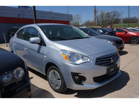 2018 Mitsubishi Mirage G4 for sale at Sand Springs Auto Source in Sand Springs OK