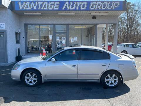 2005 Nissan Altima for sale at Vantage Auto Group in Brick NJ