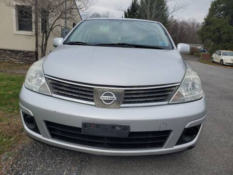 2008 Nissan Versa for sale at Wallet Wise Wheels in Montgomery NY