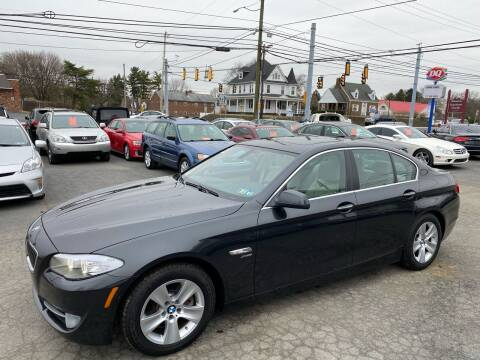 2012 BMW 5 Series for sale at Masic Motors, Inc. in Harrisburg PA