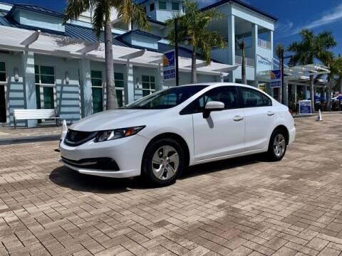 2014 Honda Civic for sale at AUTOSPORT MOTORS in Lake Park FL
