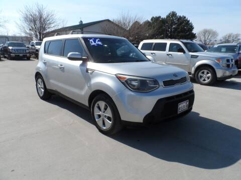 2014 Kia Soul for sale at America Auto Inc in South Sioux City NE