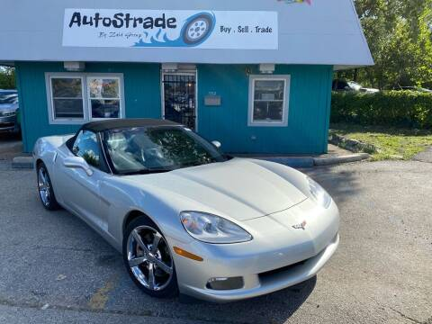 2010 Chevrolet Corvette for sale at Autostrade in Indianapolis IN