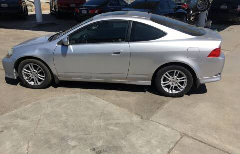 2006 Acura RSX for sale at CONTINENTAL AUTO EXCHANGE in Lemoore CA