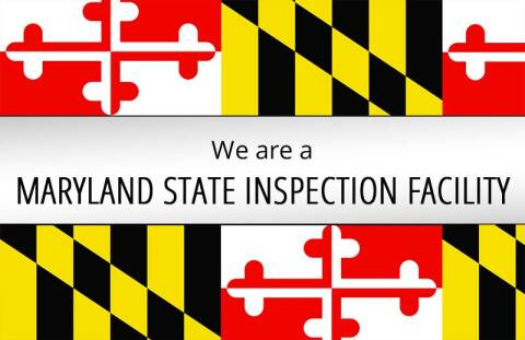 MARYLAND State Inspections for sale at A C Auto Sales in Elkton MD