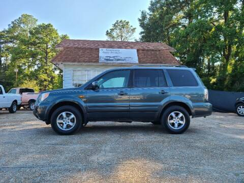 2006 Honda Pilot for sale at St. Tammany Auto Brokers in Slidell LA