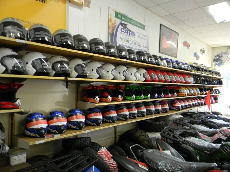 2020 Helmets Many Styles To Choose From! for sale at A C Auto Sales in Elkton MD