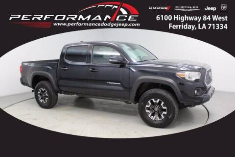 2019 Toyota Tacoma for sale at Performance Dodge Chrysler Jeep in Ferriday LA