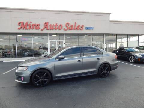 2012 Volkswagen Jetta for sale at Mira Auto Sales in Dayton OH