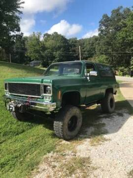 1977 GMC Jimmy for sale at Classic Car Deals in Cadillac MI