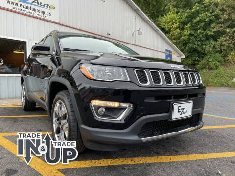 2018 Jeep Compass for sale at EZ Auto Group LLC in Lewistown PA