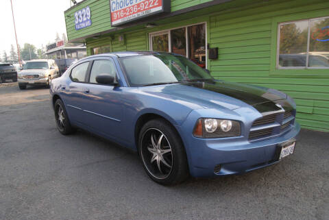 2007 Dodge Charger for sale at Amazing Choice Autos in Sacramento CA