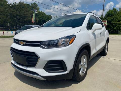 2017 Chevrolet Trax for sale at Auto Land Of Texas in Cypress TX