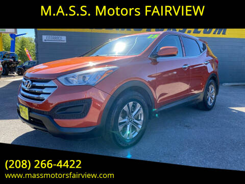 2015 Hyundai Santa Fe Sport for sale at M.A.S.S. Motors - Fairview in Boise ID