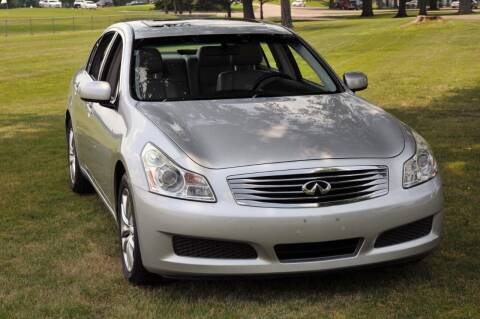 2007 Infiniti G35 for sale at Auto House Superstore in Terre Haute IN