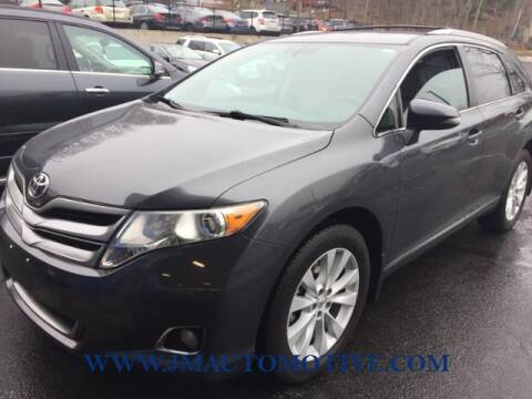 2013 Toyota Venza for sale at J & M Automotive in Naugatuck CT