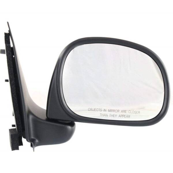 97-02 Ford F150 Manual Mirror Manual Mirror for sale at BENHAM AUTO INC - Peace of Mind Auto Collision and Repair in Lubbock TX