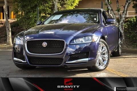 2017 Jaguar XF for sale at Gravity Autos Atlanta in Atlanta GA