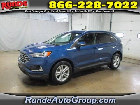 2020 Ford Edge for sale at Runde PreDriven in Hazel Green WI