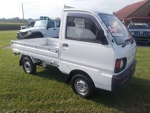 1991 Mitsubishi MINI CAB for sale at Dean's Auto Plaza in Hanover PA