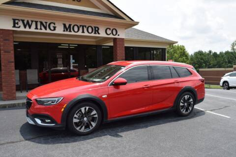 2018 Buick Regal TourX for sale at Ewing Motor Company in Buford GA