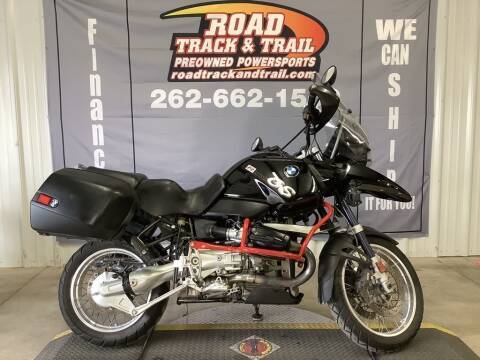 2004 BMW R 1150 GS for sale at Road Track and Trail in Big Bend WI