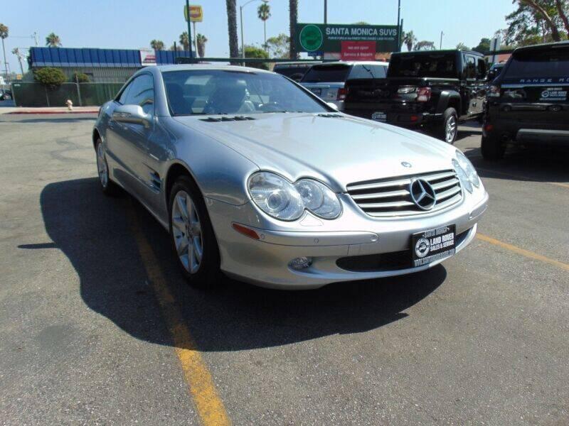 2003 Mercedes-Benz SL-Class for sale at Santa Monica Suvs in Santa Monica CA