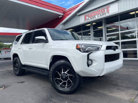 2019 Toyota 4Runner for sale at Furrst Class Cars LLC  - Independence Blvd. in Charlotte NC