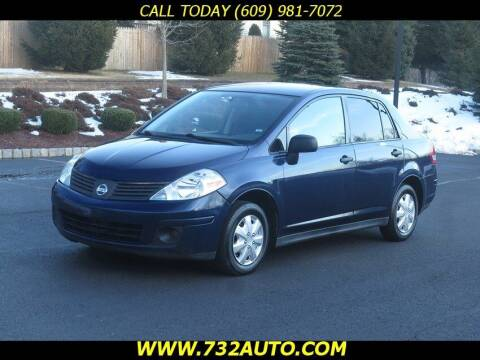 2011 Nissan Versa for sale at Absolute Auto Solutions in Hamilton NJ
